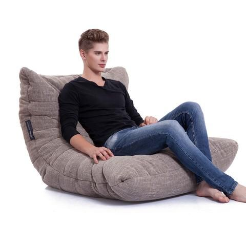 Bean Bag Acoustic Sofa Eco Weave Designer Bags Uk Ambient Lounge