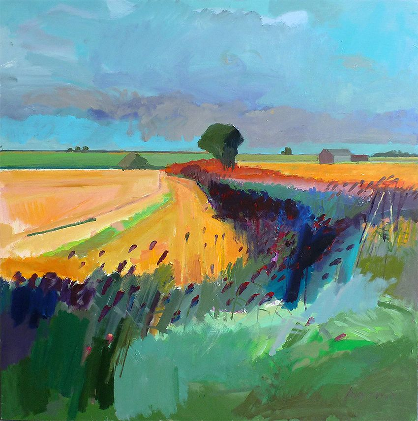 Pin By Ruth On Landscape Photos And Art Landscape Art Landscape Paintings Abstract Landscape