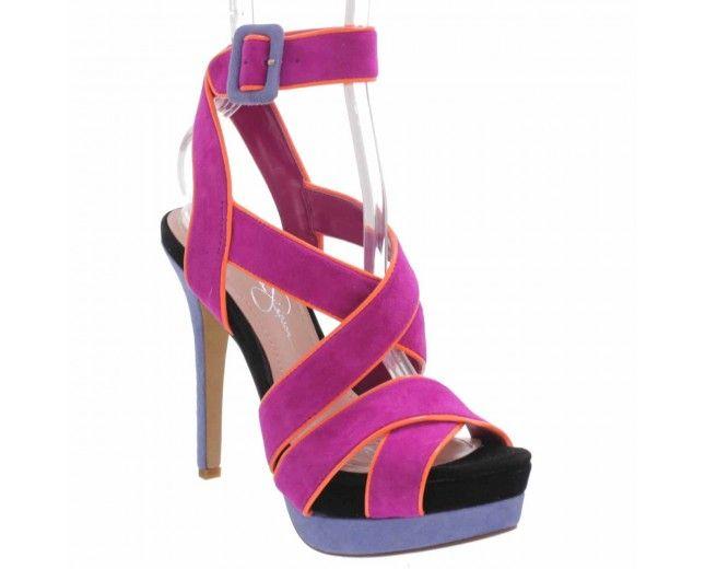 Jessica Simpson Evangela Platform Sandal - Bermuda Pink #thescarpetta  #freeshoes