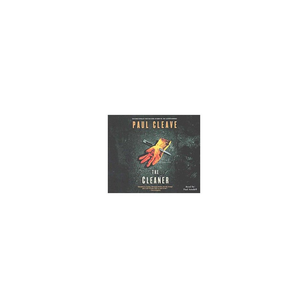 Cleaner (Unabridged) (MP3-CD) (Paul Cleave)