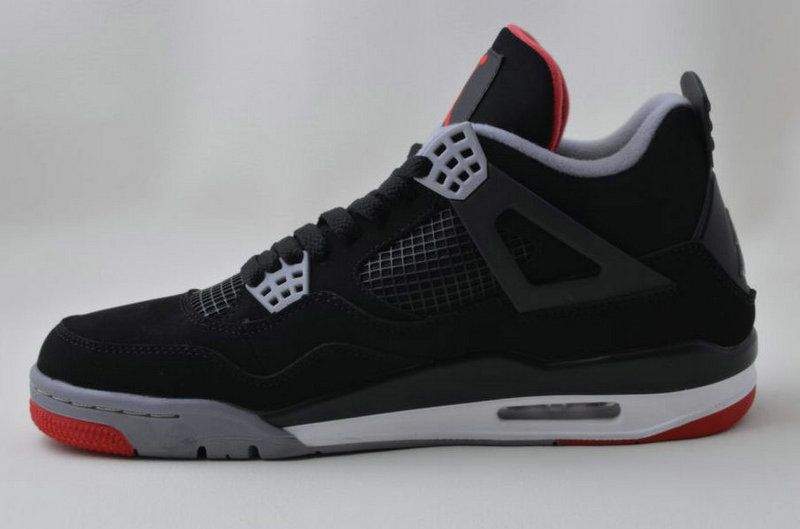 2be1991cb394 Original Air Jordan 4 Bred 2012 Retro Size US 7-13
