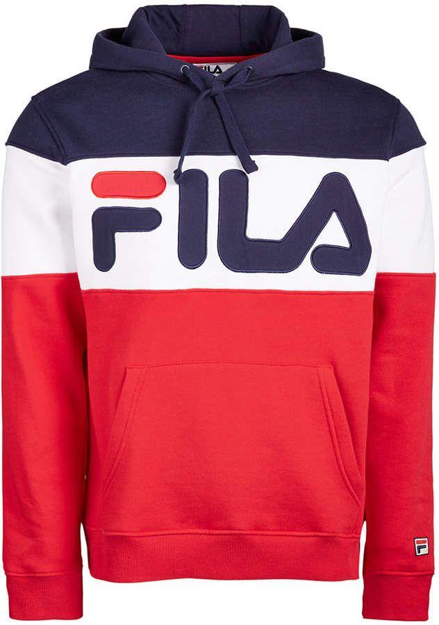 39fdef89 Fila Men's Flamino Hoodie | Abenyer en 2019 | Buzo adidas hombre ...