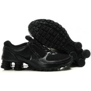 385747 022 Nike Shox Turbo 10 Black Black J14001
