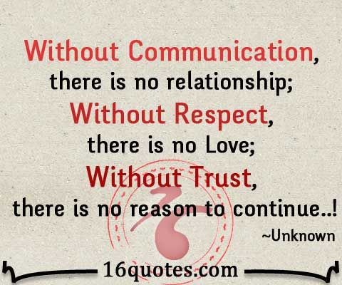 trust and communication relationship pictures tumblr