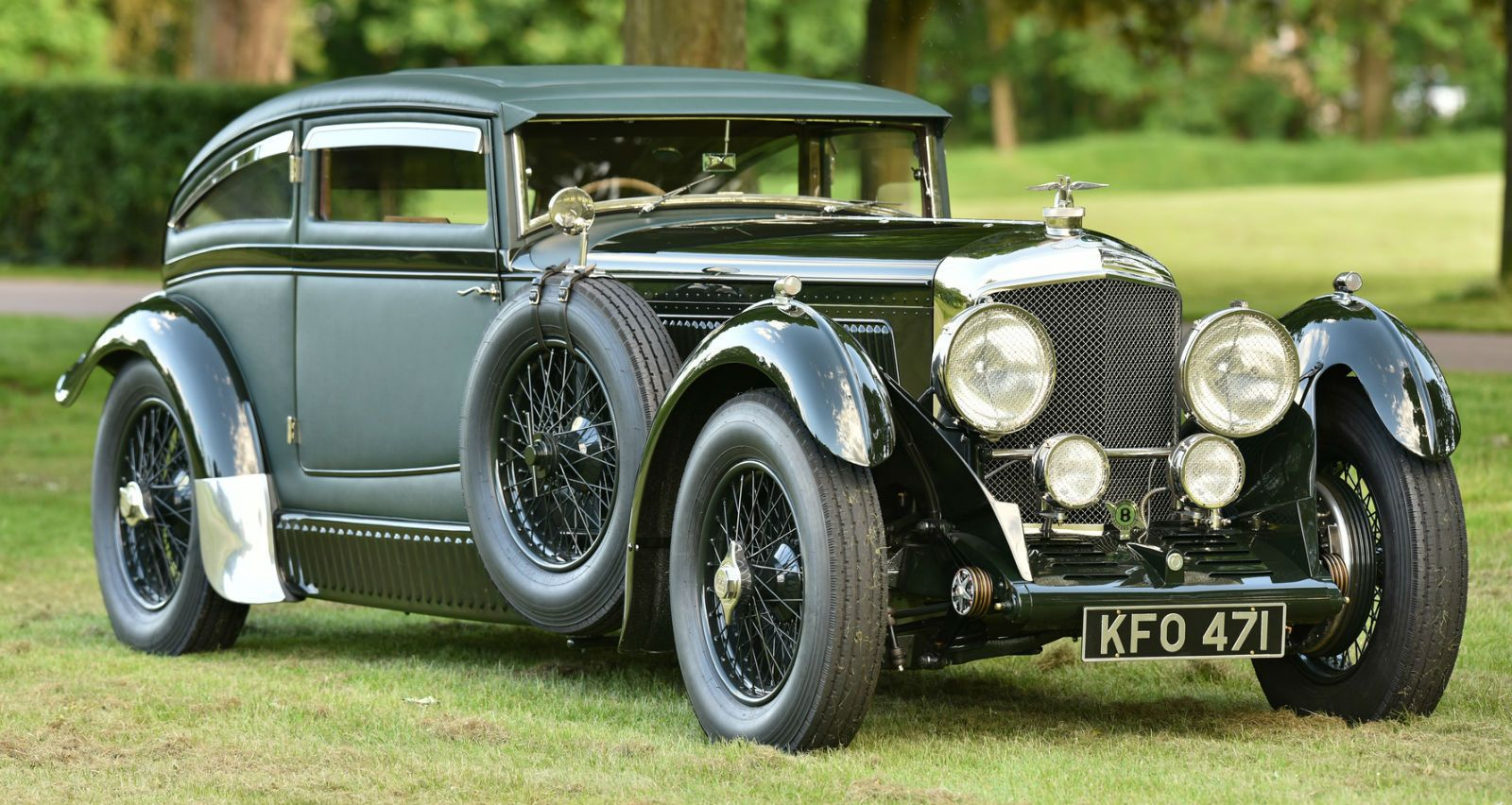 1950 bentley for sale