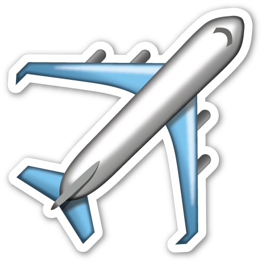 Airplane Aviao Desenho Aviao Para Colorir Adesivos Tumblr