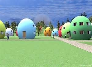 Enjoyable Egg Shaped Houses Bing Images Unusual Homes Unusual Download Free Architecture Designs Viewormadebymaigaardcom