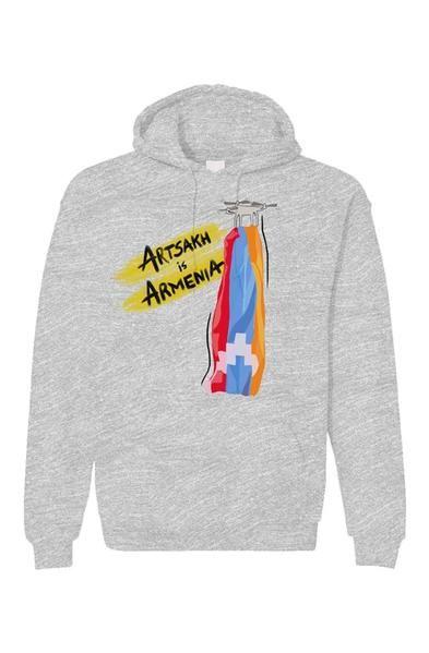 Artsakh is Armenia Hoodie