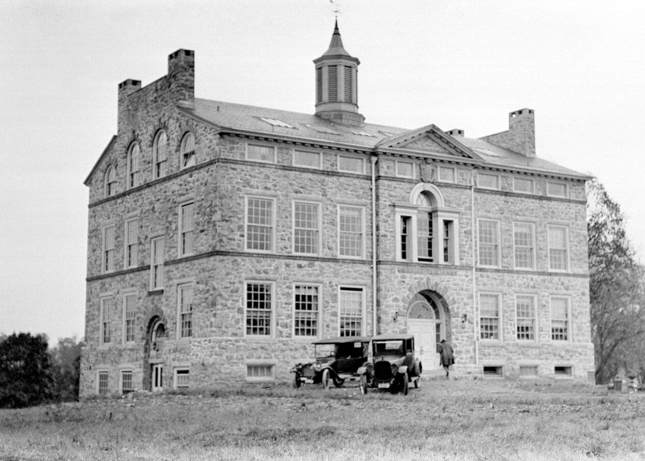 Home university of maryland baltimore - Carnegie Hall At Morgan College In 1921 Now Morgan State University In Baltimore