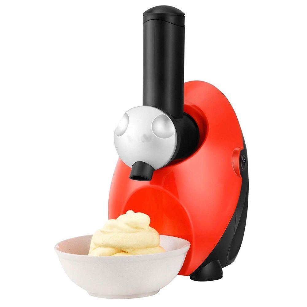 Frozen fruit dessert maker yogurt blender sweet taste