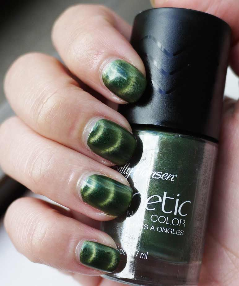 sally-hansen-magnetic-nail-color-electric-emerald | Nails ...