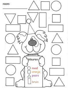cijfers schrijven groep 3 werkblad google zoeken kleuren en vormen vorschule kindergarten. Black Bedroom Furniture Sets. Home Design Ideas