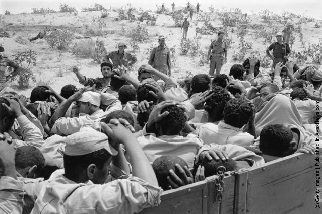 1967 And The Six Day War Education Histoire