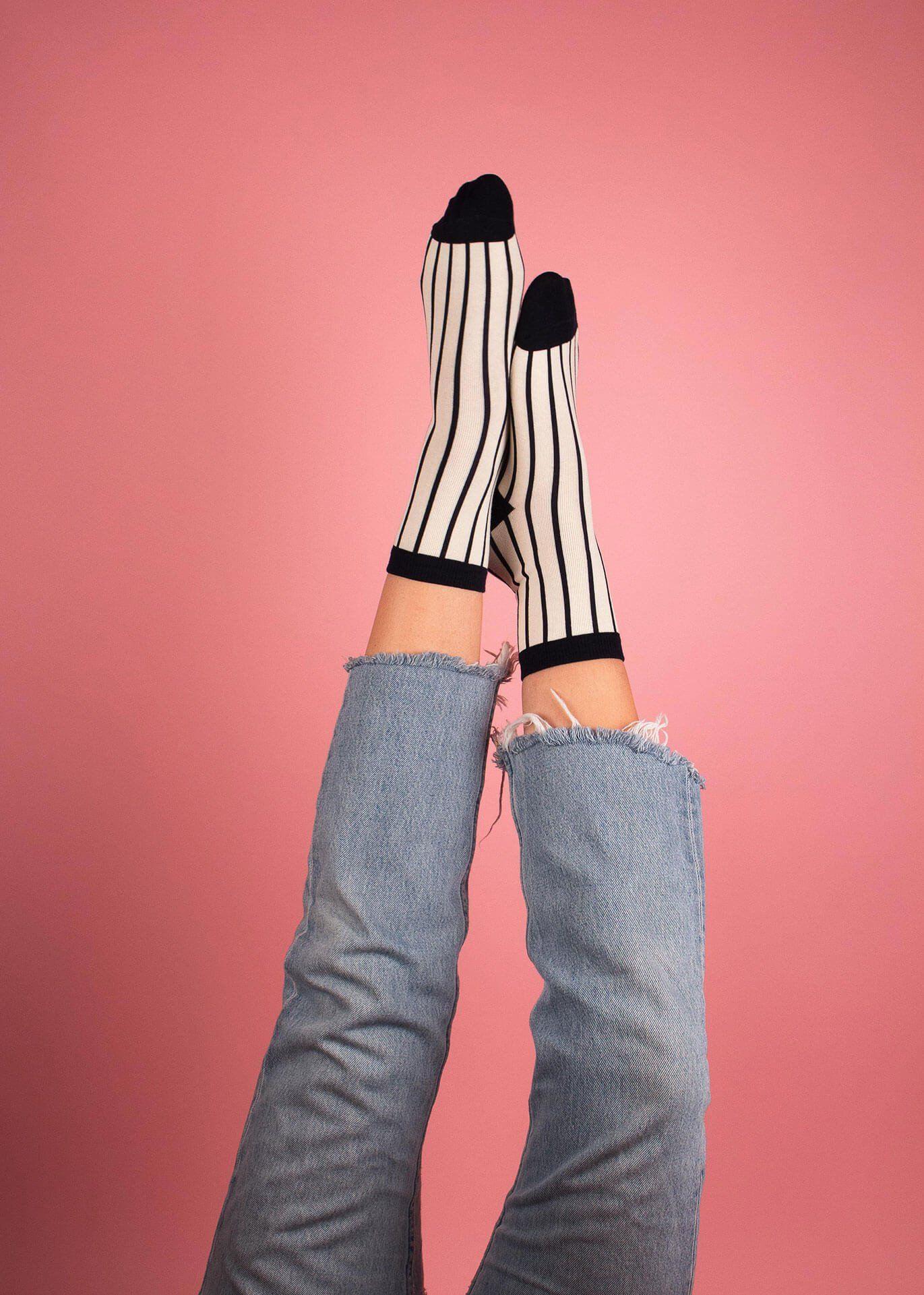 Jail Bird  $11CAD #socks #socklove #shopokiedokie