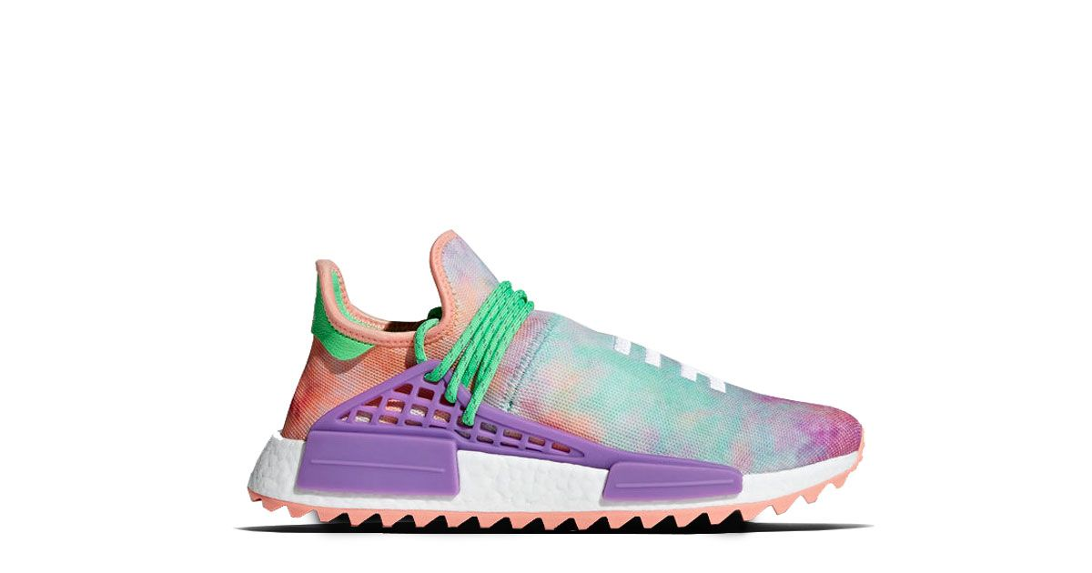 166c66dbf15f Pharrell Williams x Adidas NMD Hu Holi