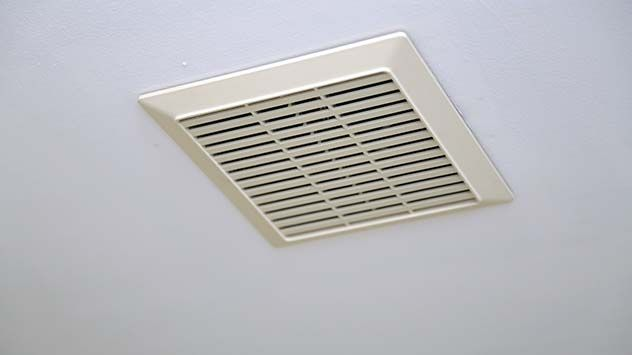 How to Properly Vent a Bathroom Exhaust Fan in an Attic ...