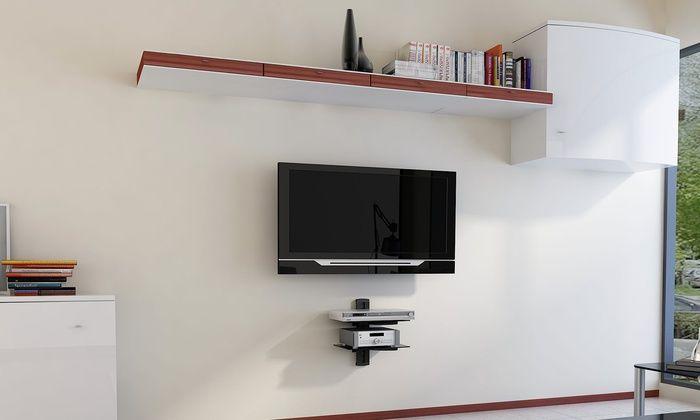 Wall Mount Dvd Player Shelf Google Search Wall Mounted Shelves