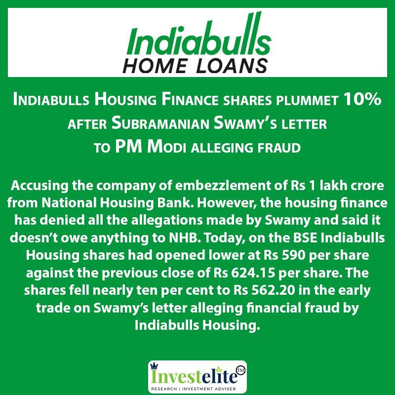Indiabulls Housing Finance Intraday Trading Finance Stock Options Trading