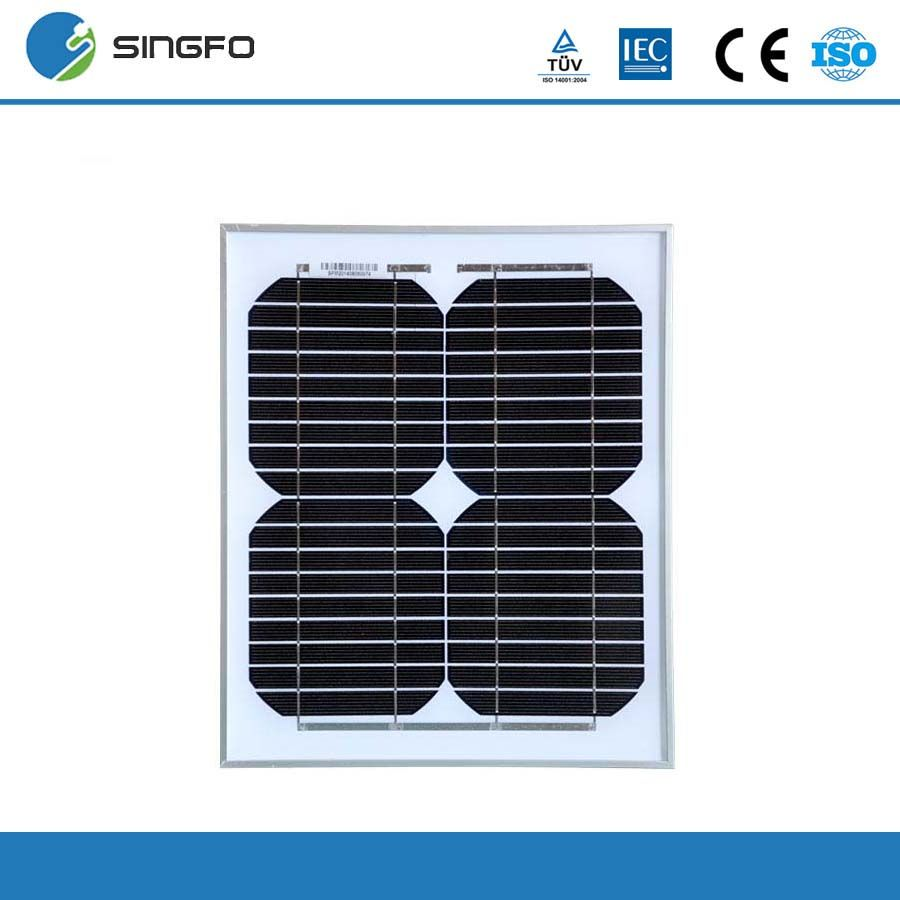 Cheap China 12v Solar Panel 10w Monocrystalline Pv Module Mini Solar Kits Portable Small Solar Panel For Phone Pvm Solar Kit 12v Solar Panel Small Solar Panels