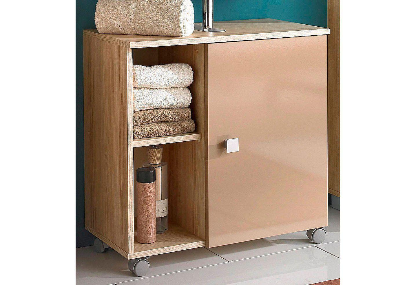 KESPER Waschbecken-Unterschrank braun, »Alicante« Jetzt bestellen ...