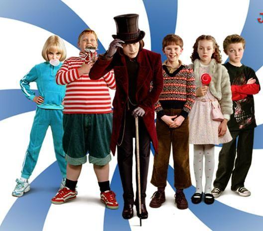 Pin on *Willy Wonka