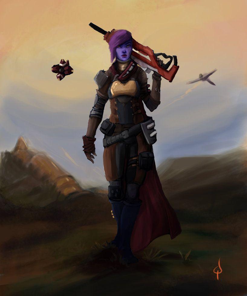 Awoken Hunter by AxiDaos on DeviantArt | Destiny game ...