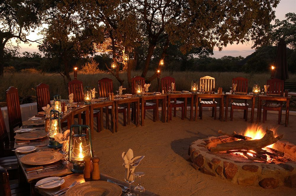 Game lodge by Oceans & Lands Custom Travel on Africa