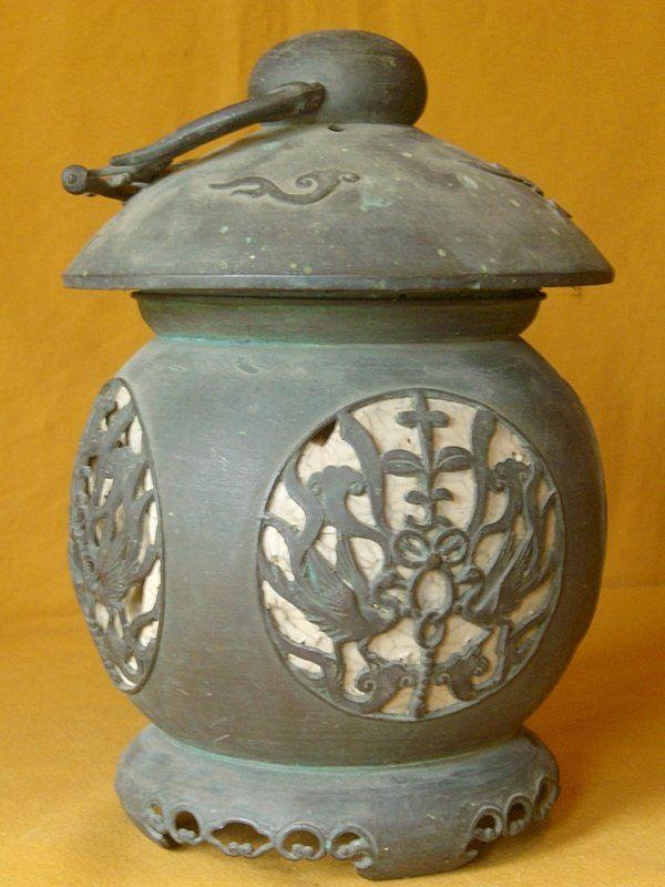 Old Kerosene Lanterns For Sale | Antique Japanese Meiji ...