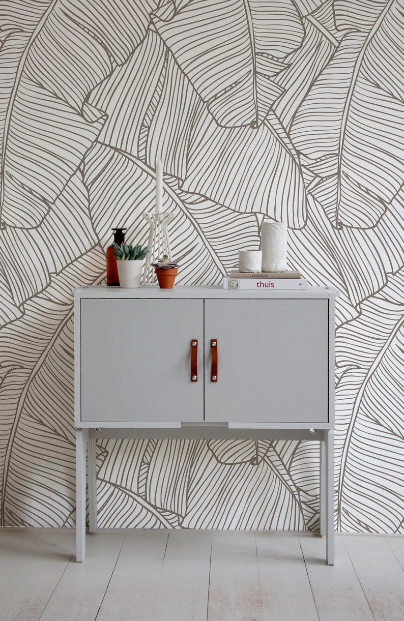 Removable Wallpaper Peel And Stick Wallpaper Wall Paper Wall Etsy In 2021 Removable Wallpaper Wall Wallpaper Peel And Stick Wallpaper