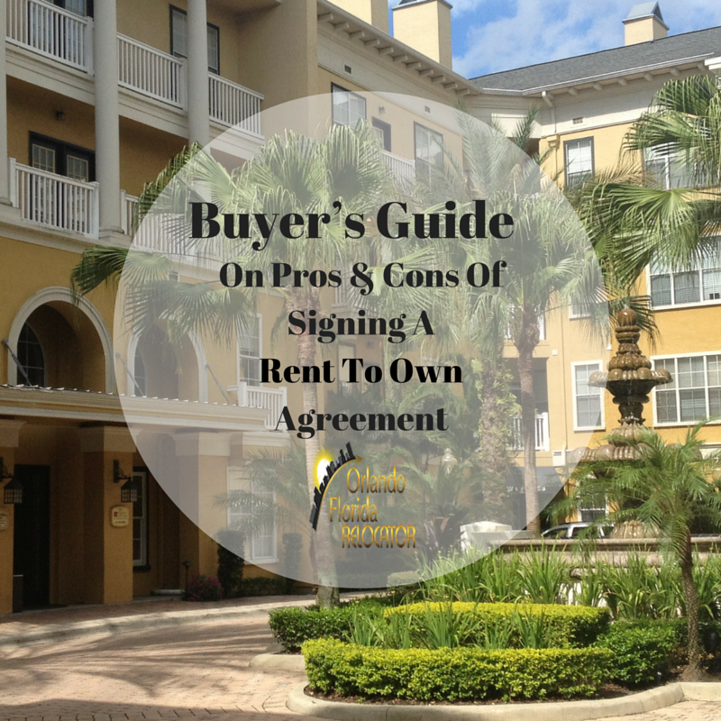 Relocate to Orlando and learn more about rent to own homes. Why rent when you can own your home.
