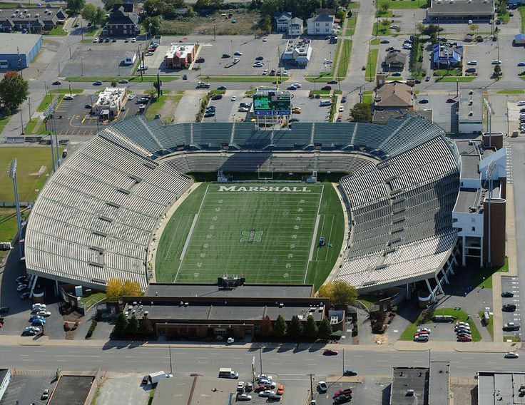 Marshall University Football Stadium Seating Chart