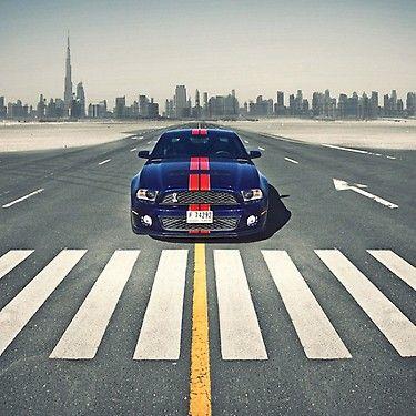 Khalid On Shelby Gt500 Mustang Gt500