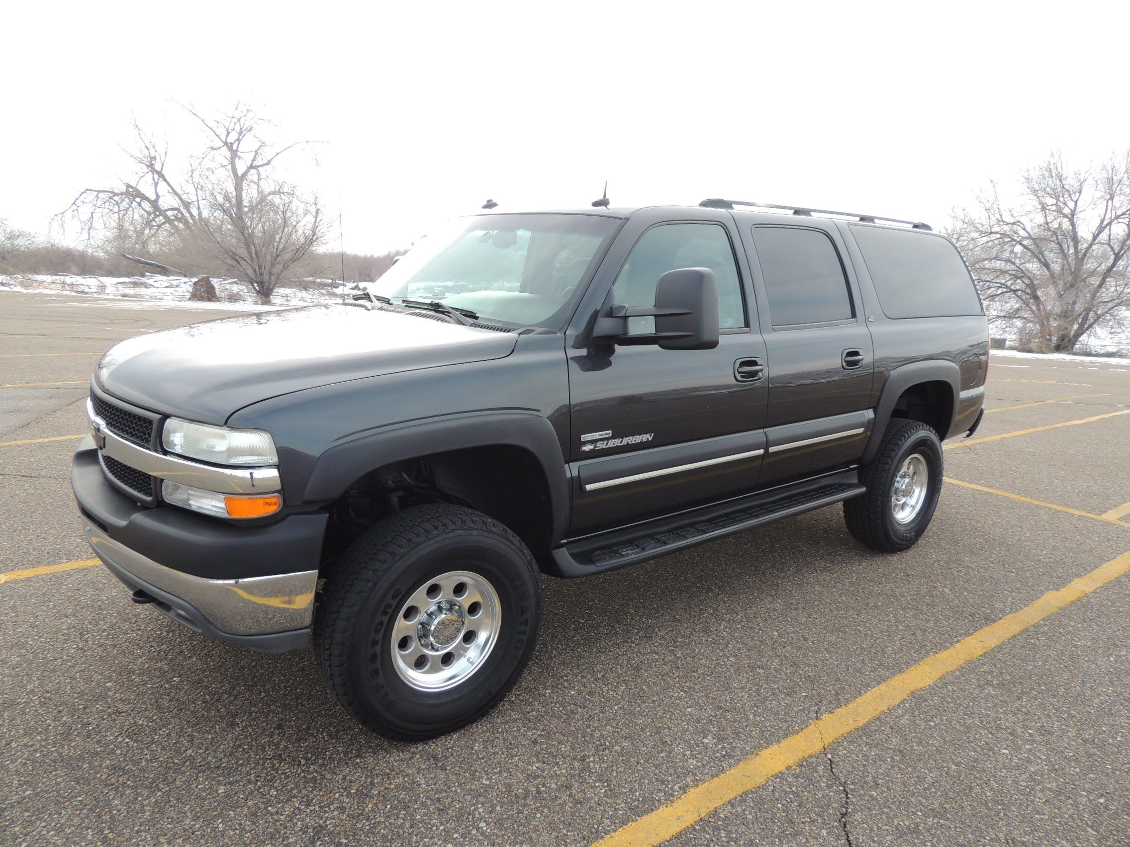 Image Result For Chevrolet Suburban Duramax Diesel With Images