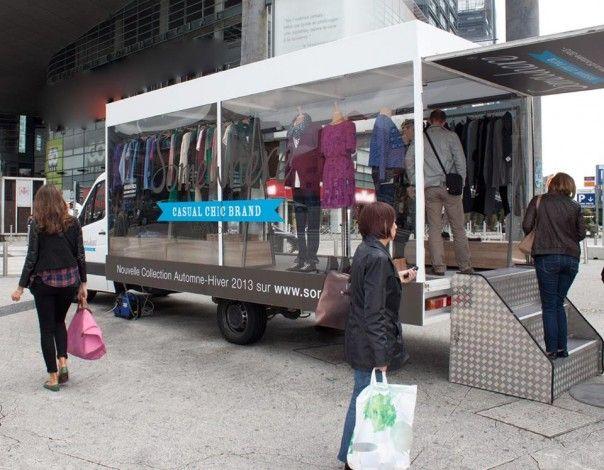 a7437237e StreetMarketing Somewhere Fashion Truck | Truck Ideas | Mobile ...