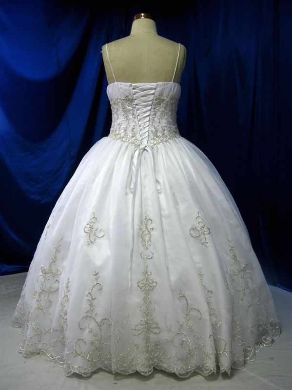 Wedding Dress Fantasy - Plus Size Wedding Dress - Available in Every ...