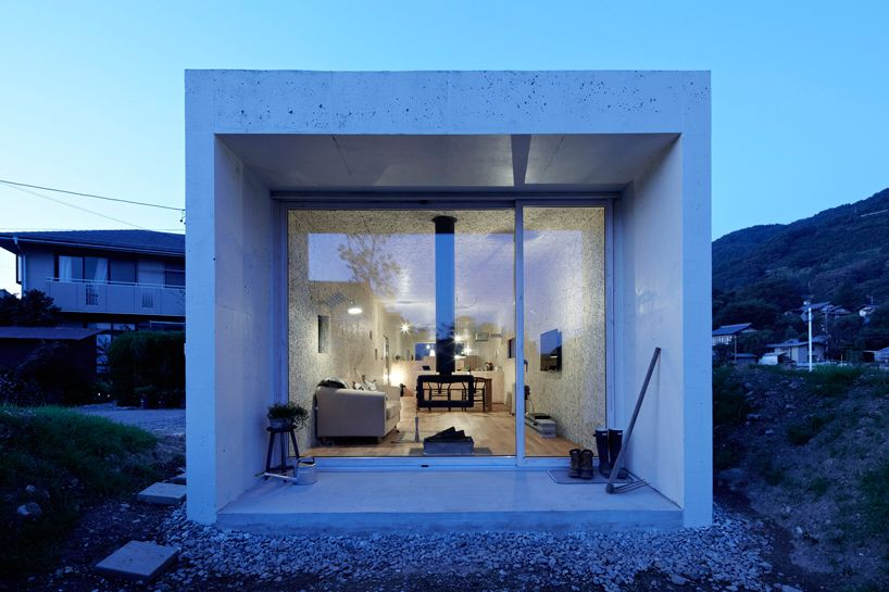 MYZ, No.555. Nagano Japan. Very Small House. Amazing Use Of