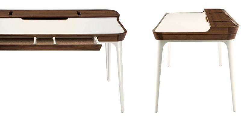 10 escritorios de diseño para cambiar el look a tu estudio - diseo de escritorios