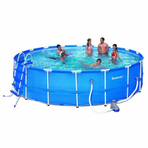 Bestway Pool Reviews Bestway 56463 Steel Pro Frame Pool Set Pool Bestway Best Above Ground Pool