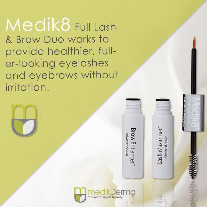 medik8 full lash & brow duo review