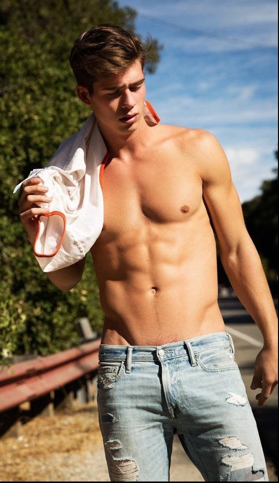 Pics Sexy Guys Robert Pattinson, Justin Bieber More Go Shirtless Hollywood Life