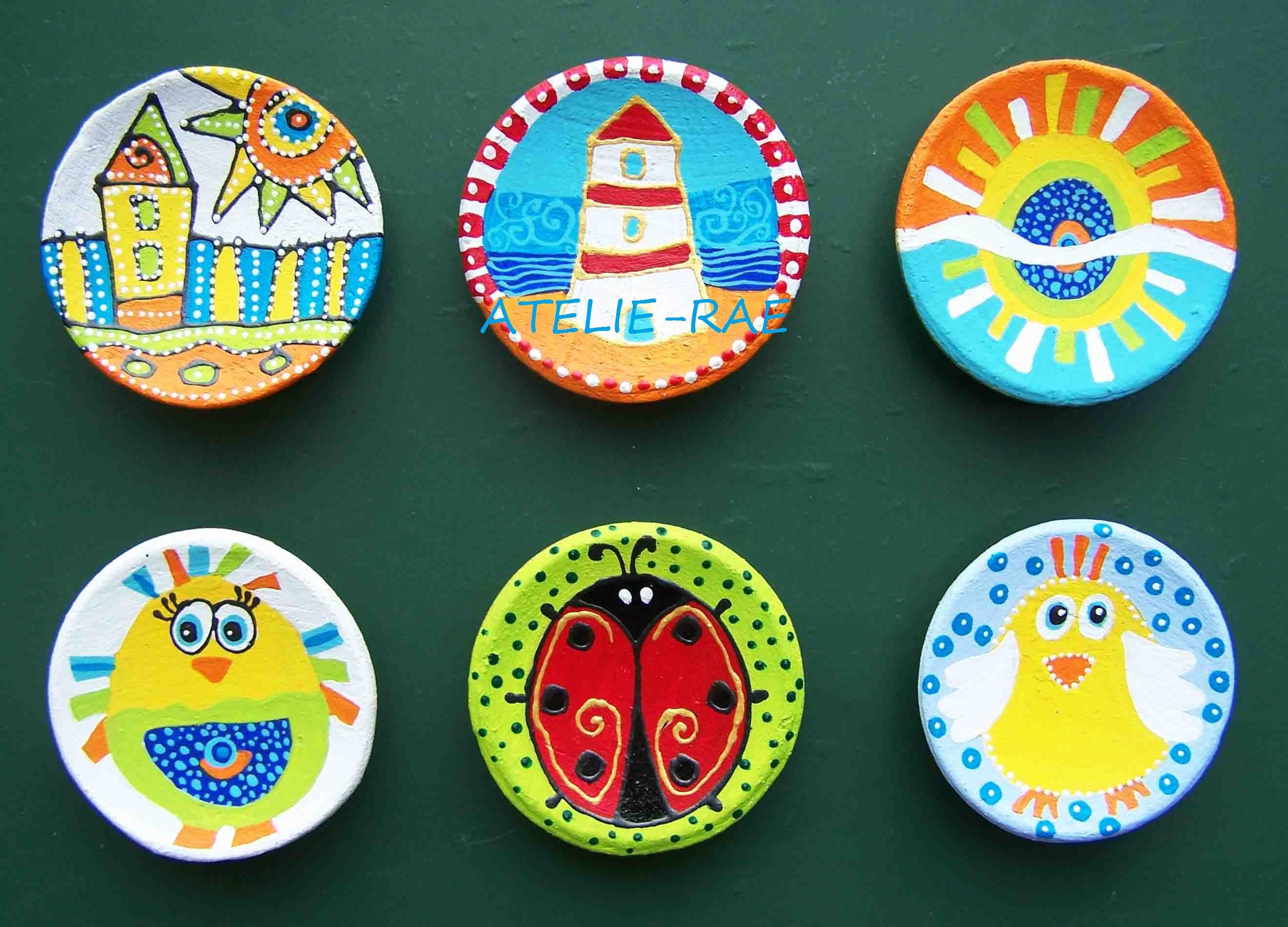 Hand Painted Ceramics Acrylic Paints Www Atelie Rae Eu Ceramic Painting Pottery Painting Hand Painted Ceramics
