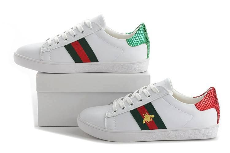 Nice Buty Gucci Gucci Shoes Shoes White Sneaker