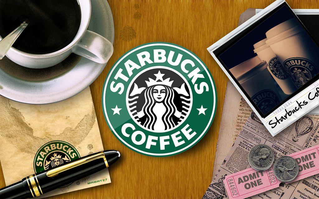 High Resolution Starbucks Wallpaper for Computer Full Size