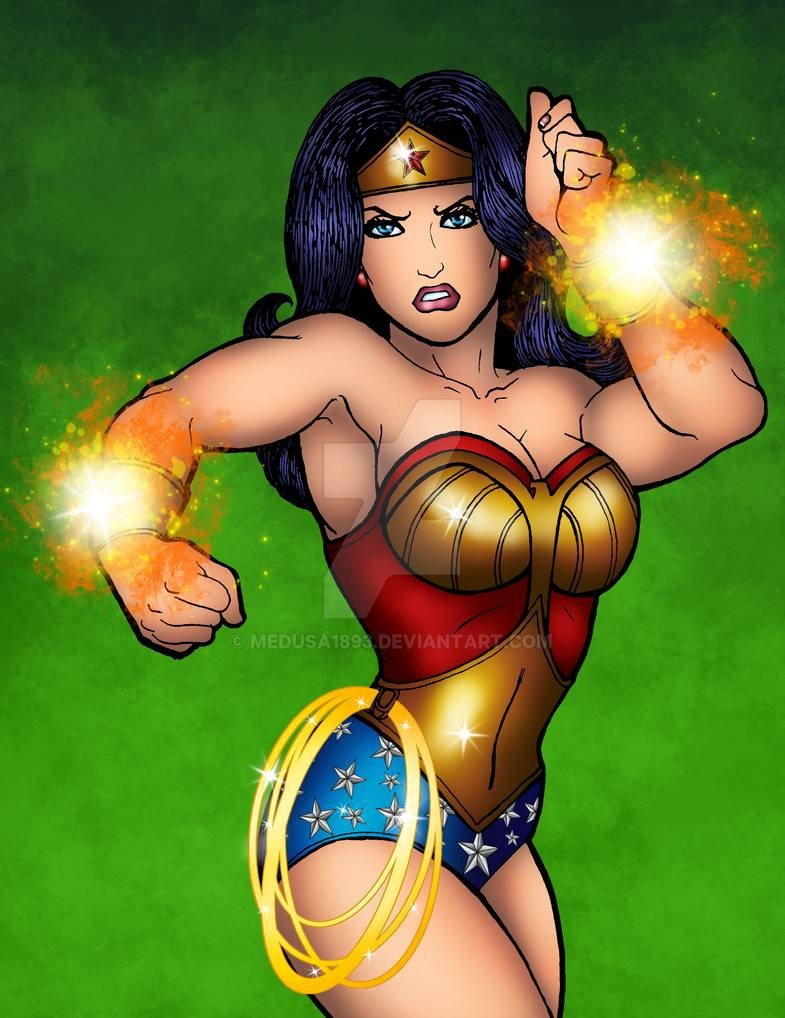 70s Wonder Woman By Medusa1893 On Deviantart Wonder Woman Women Wonder