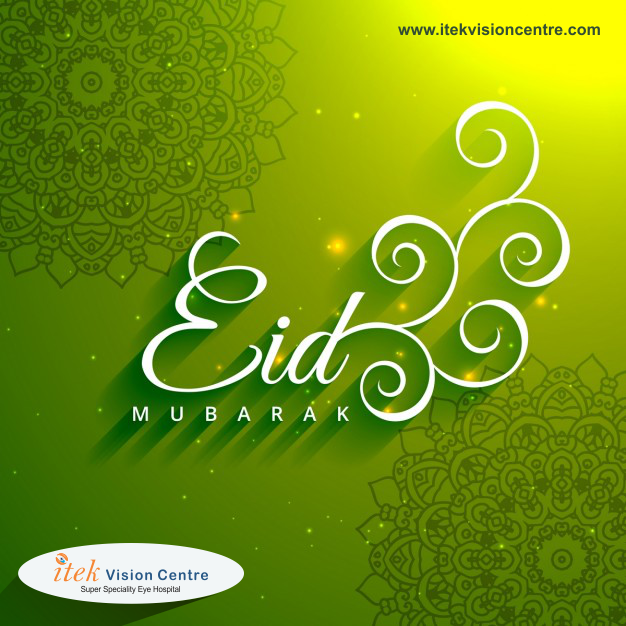 Warm Wishes from team iTek Vision on the occasion of Eid.  #EidMubarak #ITekVision #HappyEyes