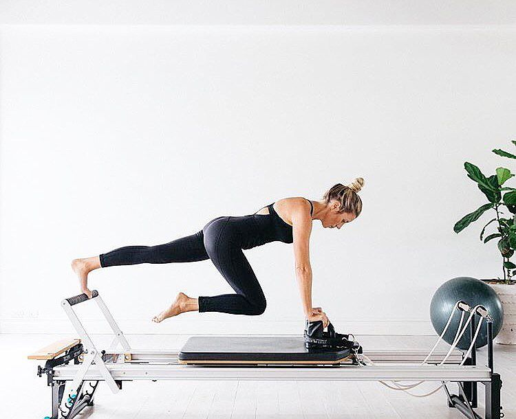 """The Pilates Space on Instagram: """"Wake up and move your body any way you like to! � • �pilates inspo coming from the this amazing studio @fluidformpilates #wakeupandmove…"""""""