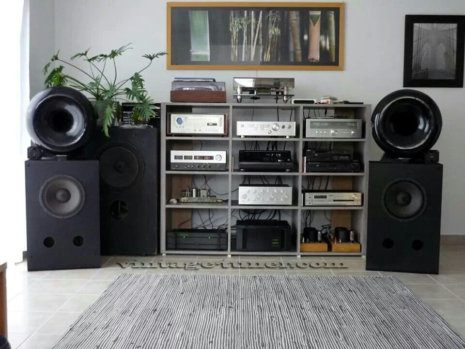 Audiofile Image By Tommy Wiseman Audiophile Listening Room Hifi
