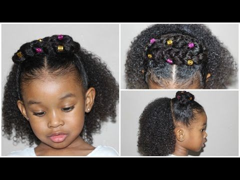 Quick Cute 10 Minute Hairstyle Kid Hairstyles For Girls
