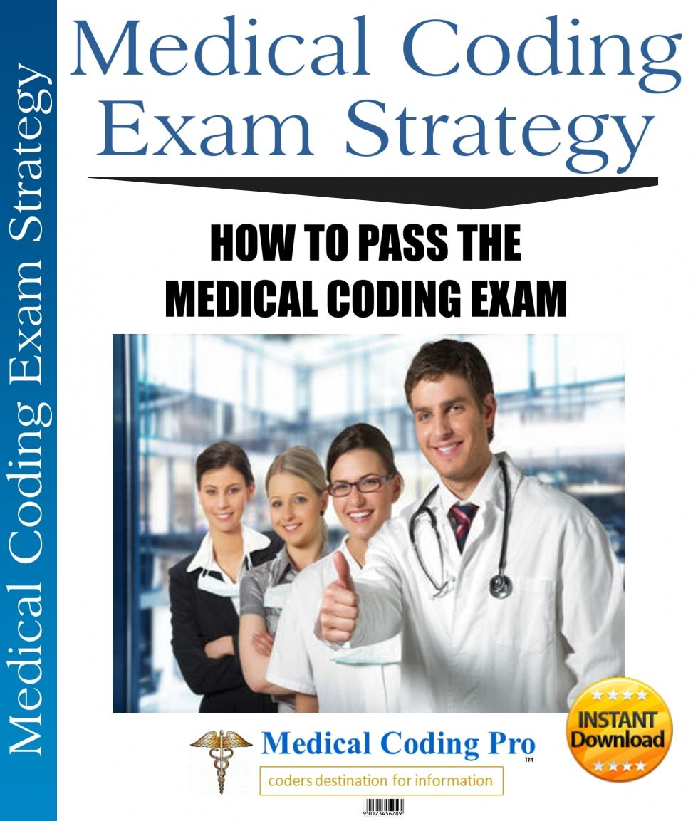Medical coding exam strategy learn the secret steps to pass the medical coding exam strategy learn the secret steps to pass the exam the first time xflitez Image collections