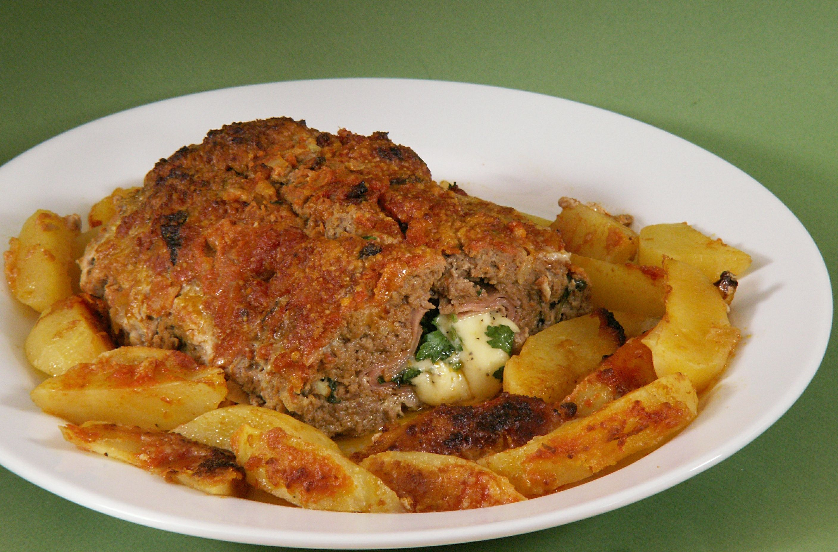 Meatloaf  Polpettone Barese